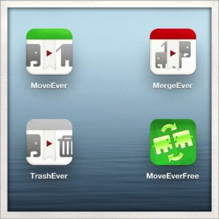 MoveEverと同じ名前の「MoveEver for Evernote」っていうアプリ見つけた
