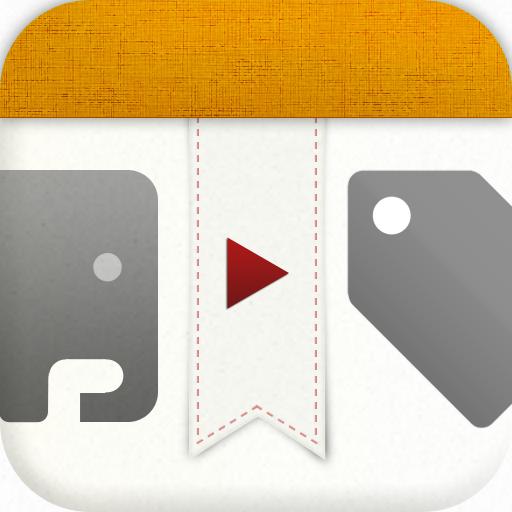 Evernoteのノートにタグを付けたり外したりできるアプリ「TagEver」をリリースしました