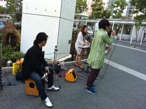 Amaoto streetlive01 IMG 4420