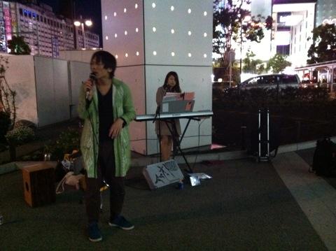 Amaoto streetlive01 IMG 4427
