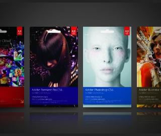 Adobe Creative CloudのカードがAmazonで売ってた