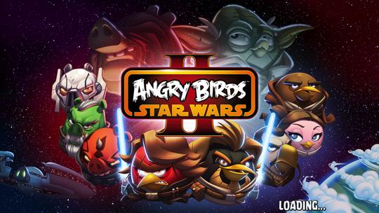 地味にハマる!Angry Birds Star Wars IIがリリース!