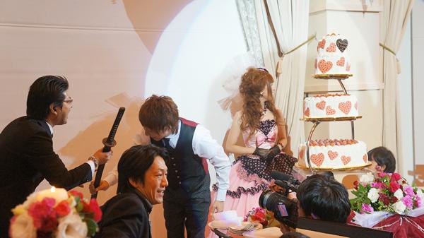 Dxd kiyotaka wedding12