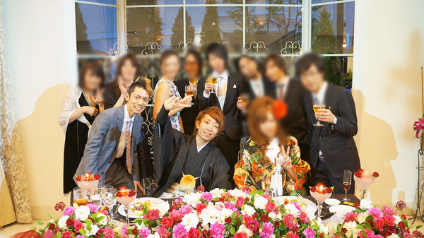 Dxd kiyotaka wedding all