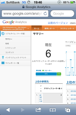 Googleanalytics realtimeIMG 4062
