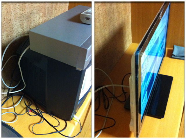 テレビ比較