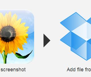 IFTTTのiPhoneでスクショを撮ったらDropboxに自動アップロードされるレシピが便利!