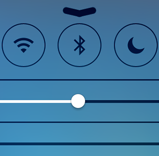 盗難・紛失対策に!iPhoneのロック画面からコントロールセンターを出さないようにする方法