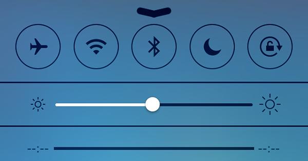 盗難・紛失対策に!iPhoneのロック画面からコントロールセンターを出さないようにする方法 | delaymania