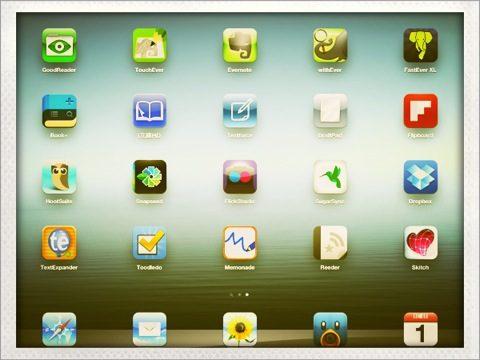 新しいiPadを買って真っ先にインストールした即戦力アプリ21個