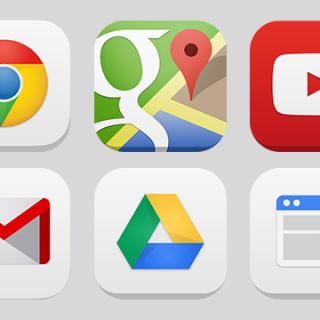 iPhoneでApple純正のアプリよりGoogleのアプリばかり使ってるのでまとめてみた