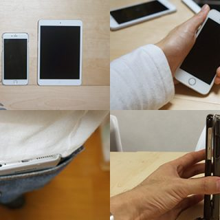 iPhone 6 PlusとiPhone 6のどっちが良いか迷ってる方のために似たサイズのNexus 5と比較してみた
