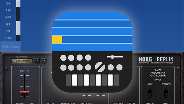 KORG Gadgetが2/23まで2,900円のセール中!これさえあればiPadだけで簡単に曲が作れます!