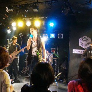 ラクリマクリスティのコピーバンド「ラクリマクリステル」の初ライブやってきました