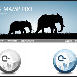 ローカル環境にWordPressをインストールするためにMAMPを入れました