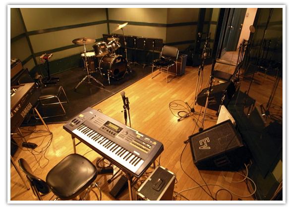 麻布にあるレコーディングスタジオ「マリブスタジオ」が大幅値下げ!