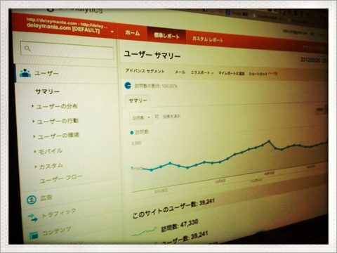 Google Analytics解析アプリ「Quicklytics」が便利すぎ
