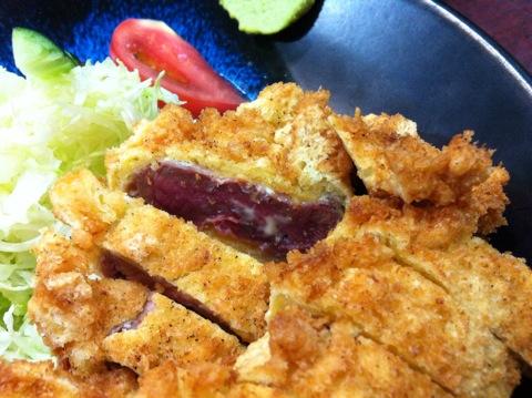 Shinbashi gyukatsu okada IMG 4575