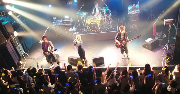 Silc Set Heaven解散ライブ@渋谷O-WESTに行ってきました