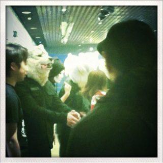 MAN WITH A MISSIONのワンマンライブを見に渋谷AXに行って来ました