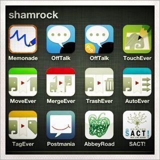 MemonadeやMoveEverなど僕がいままでリリースしてきたアプリ20個