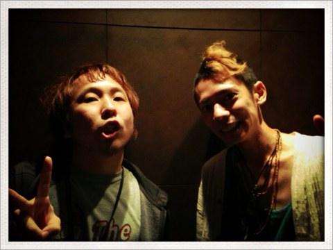 渋谷eggmanにてお世話になってる窪田さんのバースデーイベントに出演しました