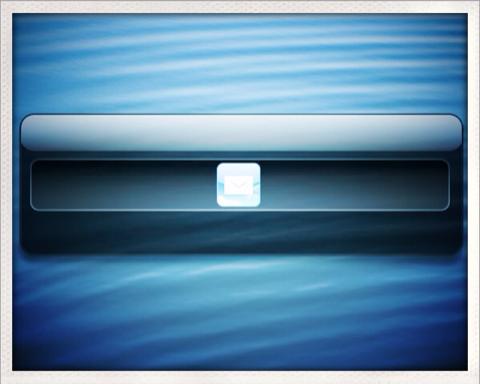 iPhoneのロック画面からアプリを起動する方法