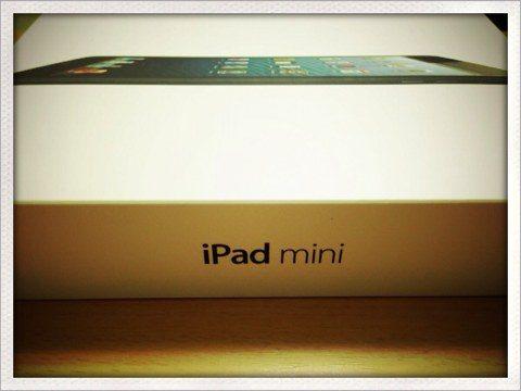 iPad miniをクリスマスプレゼントとして父にあげたらものすごい喜ばれました