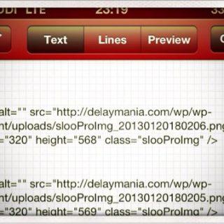テキストエディタアプリ「Rowline」が画像を見ながら文章を書けて超便利