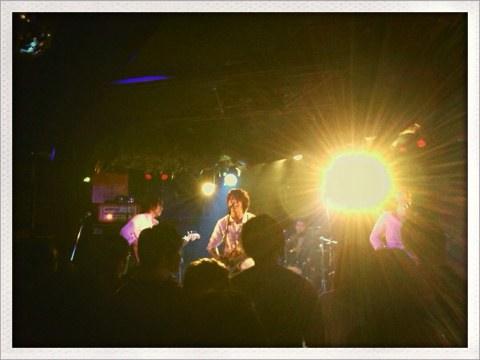 吉祥寺Warp初出演!ヨツオト presents「up to you。」tour final