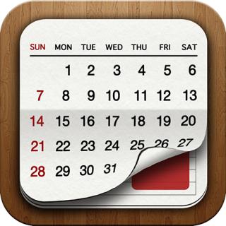 カレンダーアプリ「Staccal」は週も月もまたいでスクロールできるのが便利すぎ