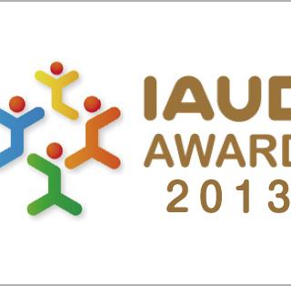「UD手書き」がIAUDユニバーサルデザイン国際協議会主催のIAUDアウォードのコミュニケーションデザイン部門で金賞を受賞しました!