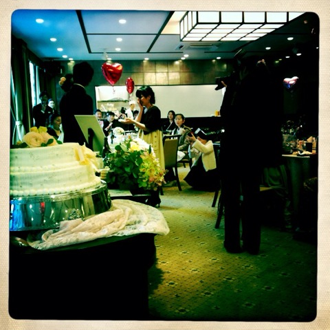 結婚式で活躍したiPhoneアプリ