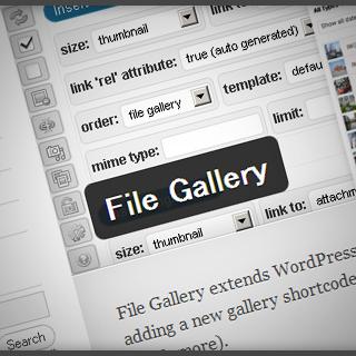 [WordPress]File Galleryで投稿一覧にサムネイルを表示させると見やすくなる