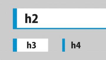 hタグの中にstrongとか入れてる人は気をつけて!h1,h2,h3タグなどの正しい使い方