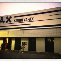 Histry of La'cryma Christi vol.1@渋谷AXに行ってきました!