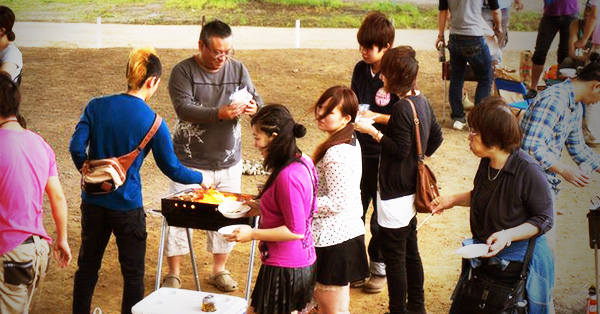 United Rock'N Roll BBQ Party 2013やってきました!