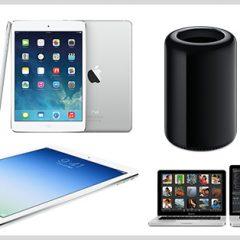 iPad AirやOS X Mavericksなど10/22にAppleから発表になった内容まとめ
