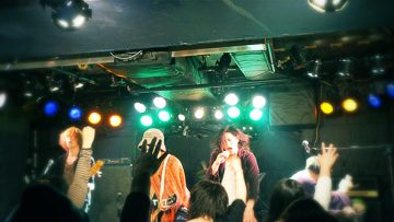 12/22(日)四谷アウトブレイクにてUnited Rock'N Roll vol.05開催しました
