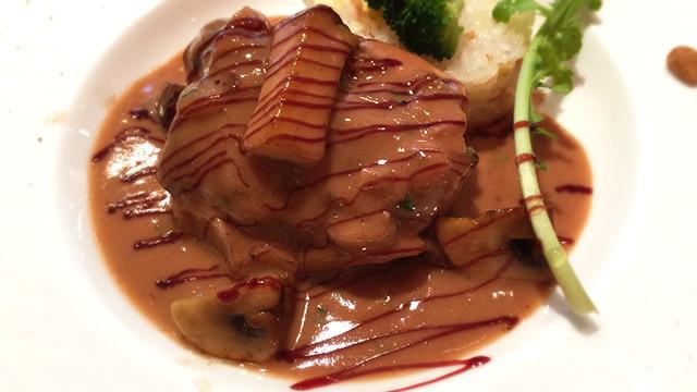 2014年に食べに行った美味しいお店 ラ・ロシェル@溜池山王