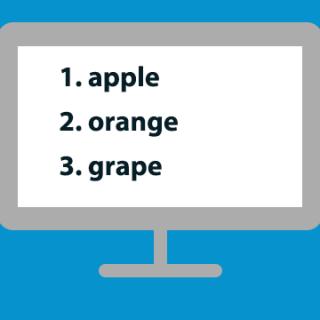関連記事『【CSS】番号付きリスト「ol」を途中から始めたり並び順を逆にしたりする方法』のサムネイル画像