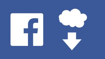 Facebookの記事・写真・動画・メッセージのやり取りなどをダウンロードする方法