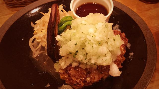 行列ができるハンバーグ屋「山本のハンバーグ 渋谷食堂」で食べた鬼おろしポン酢ハンバーグがうまかった!