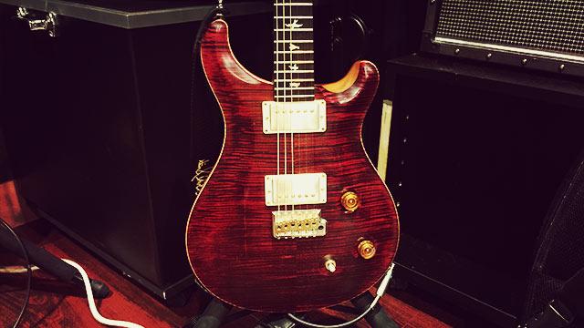 アマオト, World chordのギタリスト大谷大の使用機材 2015年版