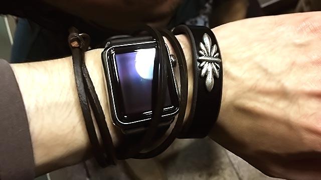 アマオトの衣装とApple Watch 02