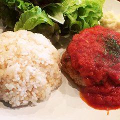 武蔵小山のカフェ「ジェニージョーンズ」のふわふわハンバーグがうますぎ!