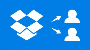 Dropboxでファイルを共有するURLを発行して相手に渡す方法