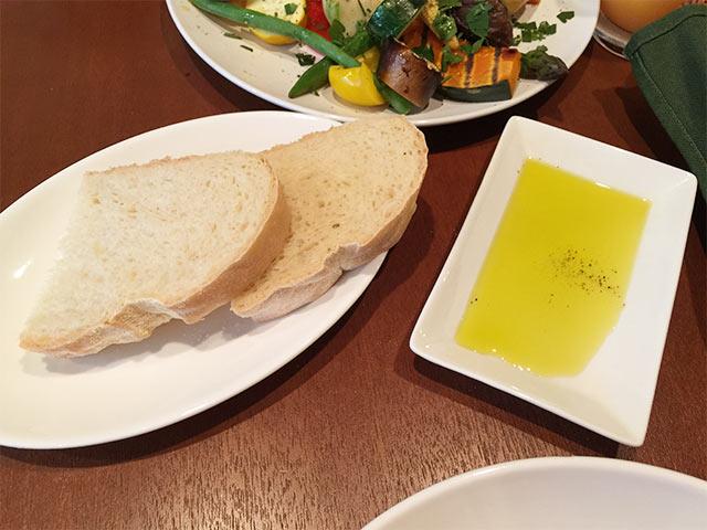 武蔵小山のパレットのパン