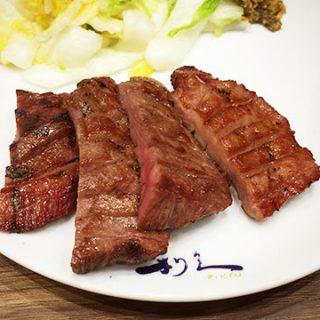ラゾーナ川崎の牛タン屋「利久」は牛タンもうまいけどトマトソース煮がめちゃうまい!