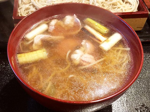 武蔵小山くらたの鴨南蛮蕎麦